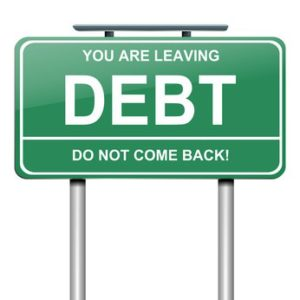 Getting Out of Debt .. and Staying Out